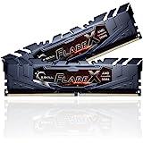 Gskill F4-3200C14D-16GFX Arbeitsspeicher FlareX DDR4 16GB (2x 8GB) schwarz