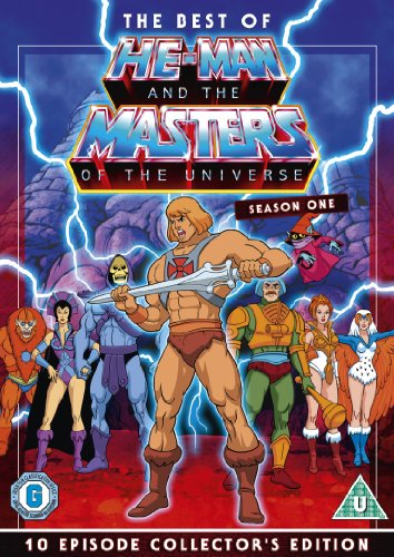 He-Man and the Masters of the Universe - Best of Series 1 [DVD] [1983]