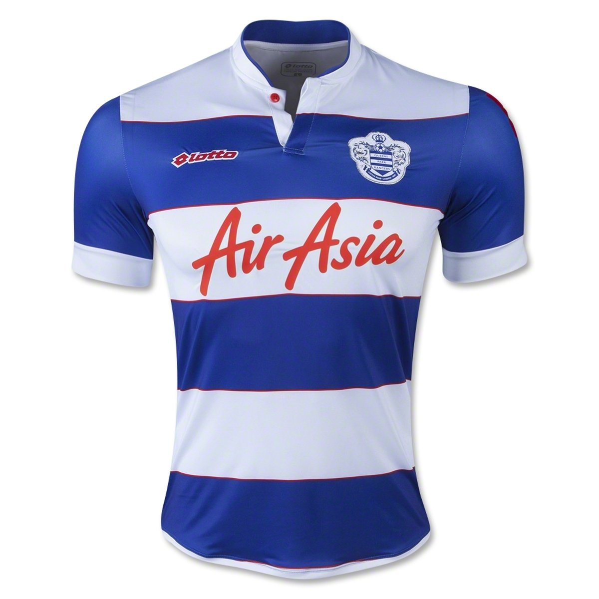 huge discount ba1fa 42bd9 Lotto QPR Home Shirt 2013 2014