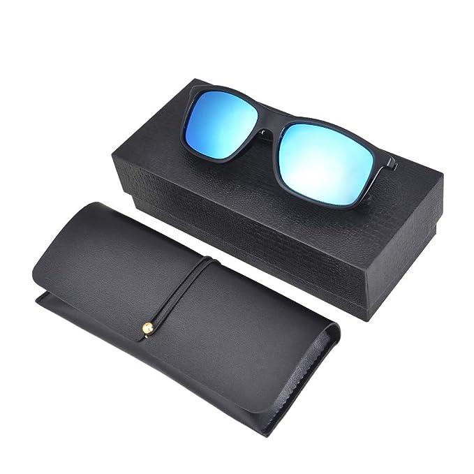 bedee Gafas de Sol Hombre,Gafas de Sol Polarizadas Aptos para Conducir, Pescar e Ir en Bicicleta Montaña,Lentes UV400 Y Montura De TR-90,100% De ...