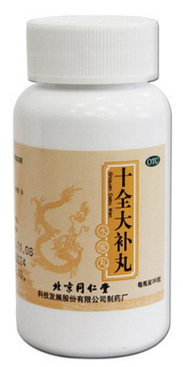 Amazon.com: Mejorar el Inmunidad/Shi Quan da BU Wan/Tong Ren ...