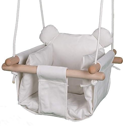 Jozeit Canvas Swing Hammock Seat Chair