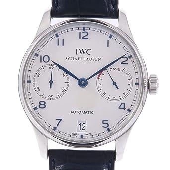 watch f6a78 ad5b8 Amazon | [アイダブリューシー] IWC IW500107 ...