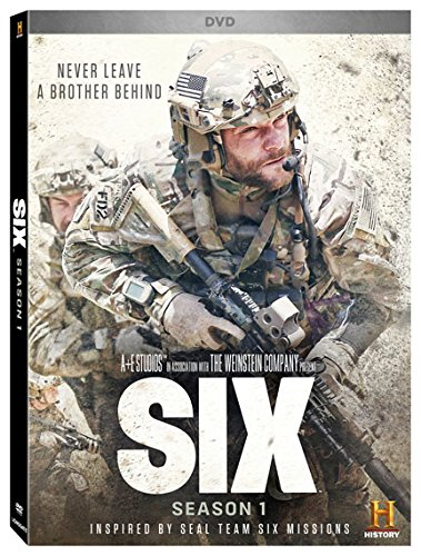 DVD : Six: Season 1 (2 Pack, 2 Disc)