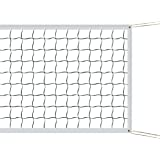 ATINUS Volleyball Net, Outdoor Sports Classic Volleyball Net for Garden Schoolyard Backyard Beach Standard Size (32 FT x…