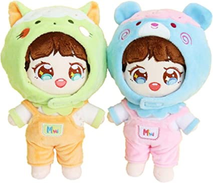 Raincoat Waterproof Doll Clothes Clothing Costume For K-pop BTS Shoto 20cm Doll