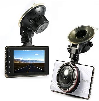 "accfly 3.0 ""LCD FHD 1080p coche Dash Cam cámara DVR WIFI coche recorderg-"