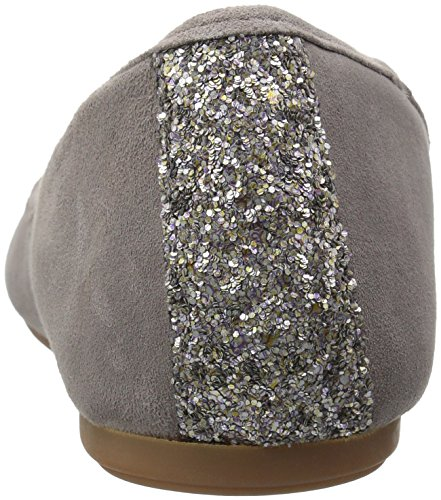 Sparkle Heather Women's Happee Puppies Shoes Dark Suede Taupe Hush wq01PSfxnx