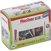 Fischer Duo Power Universele Muur Anker met Schroef, 535463