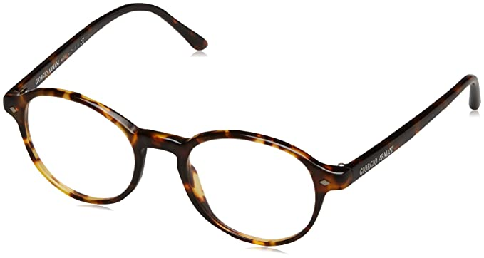 bbc0c726c96 Image Unavailable. Image not available for. Color  Eyeglasses Giorgio Armani  ...