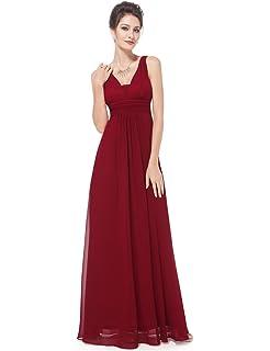 Kleid v ausschnitt a linie