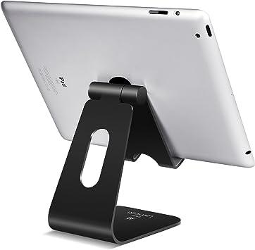 Tab Otras Tablets Negro Multi/ángulo Soporte Tablet Lamicall Soporte Tablet 10.5 Universal Soporte Ajustable para 4.7~13 Tablets para 2020 iPad Pro 9.7 12.9 iPad Air Mini 2 3 4 iPhone