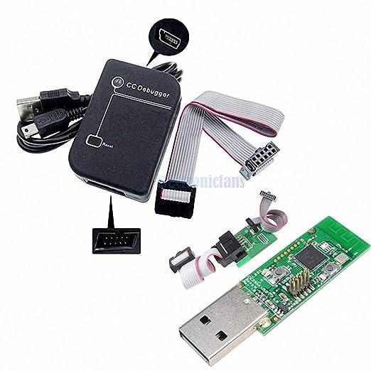 Amazon.com: Bluetooth Zigbee Emulator CC-Debugger Programmer Protocol Analysis Debugger CC2531 CC2540 Sniffer Wireless Board Bluetooth 4.0: Industrial & Scientific