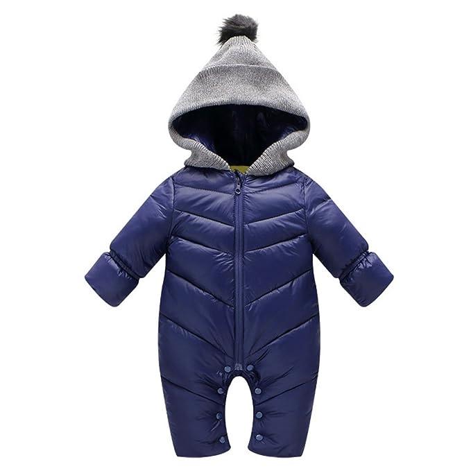 3 opinioni per Vine Tute da neve Bambino Pagliaccetto Hooded Body Inverno Overalls Bambino
