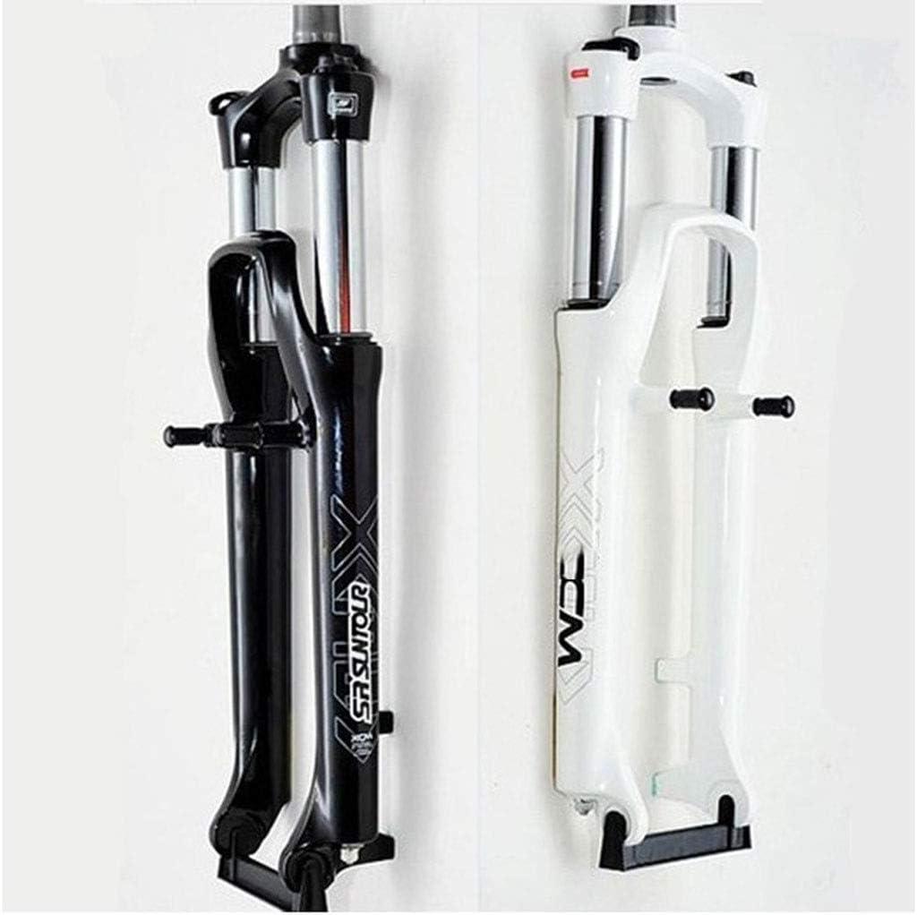 Mechanical Suspension Straight Tube Unisex Bicycle Shock Absorber HWL V-Brake Suspension Fork 26 Bike MTB Cycling Forks