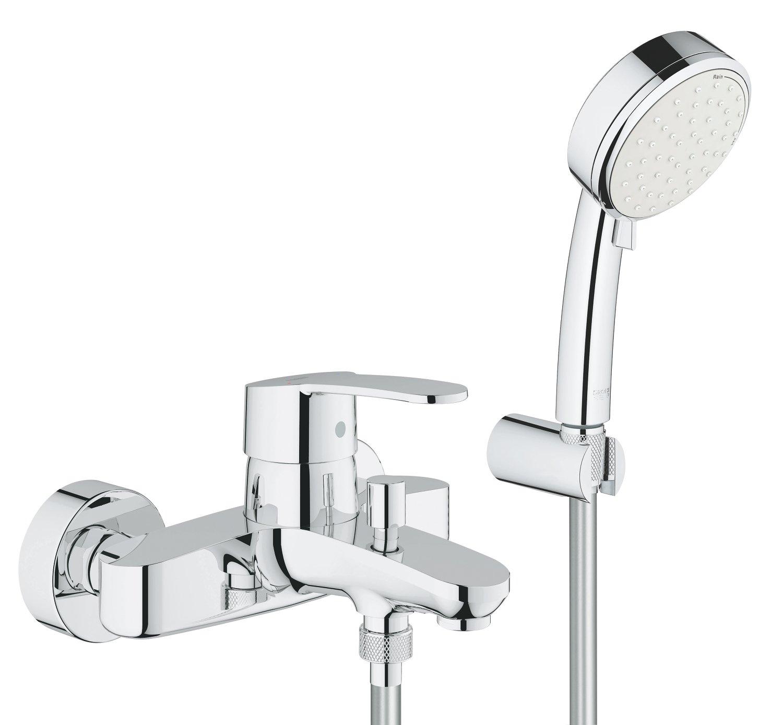 Grohe Eurostyle Cosmopolitan Bath–Bathtub Mixing Valve One Nozzle DN 15Chrome/3359220A 3359220A