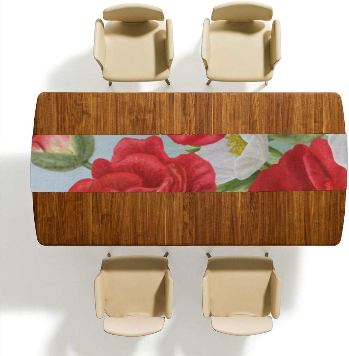 Ractangular Platter Poppy 114733X20