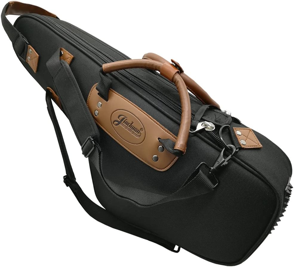 Wind Instrument Accessories Lightweight FRP Hard Case with Backpack Straps AYYNAM Alto Saxophone Case