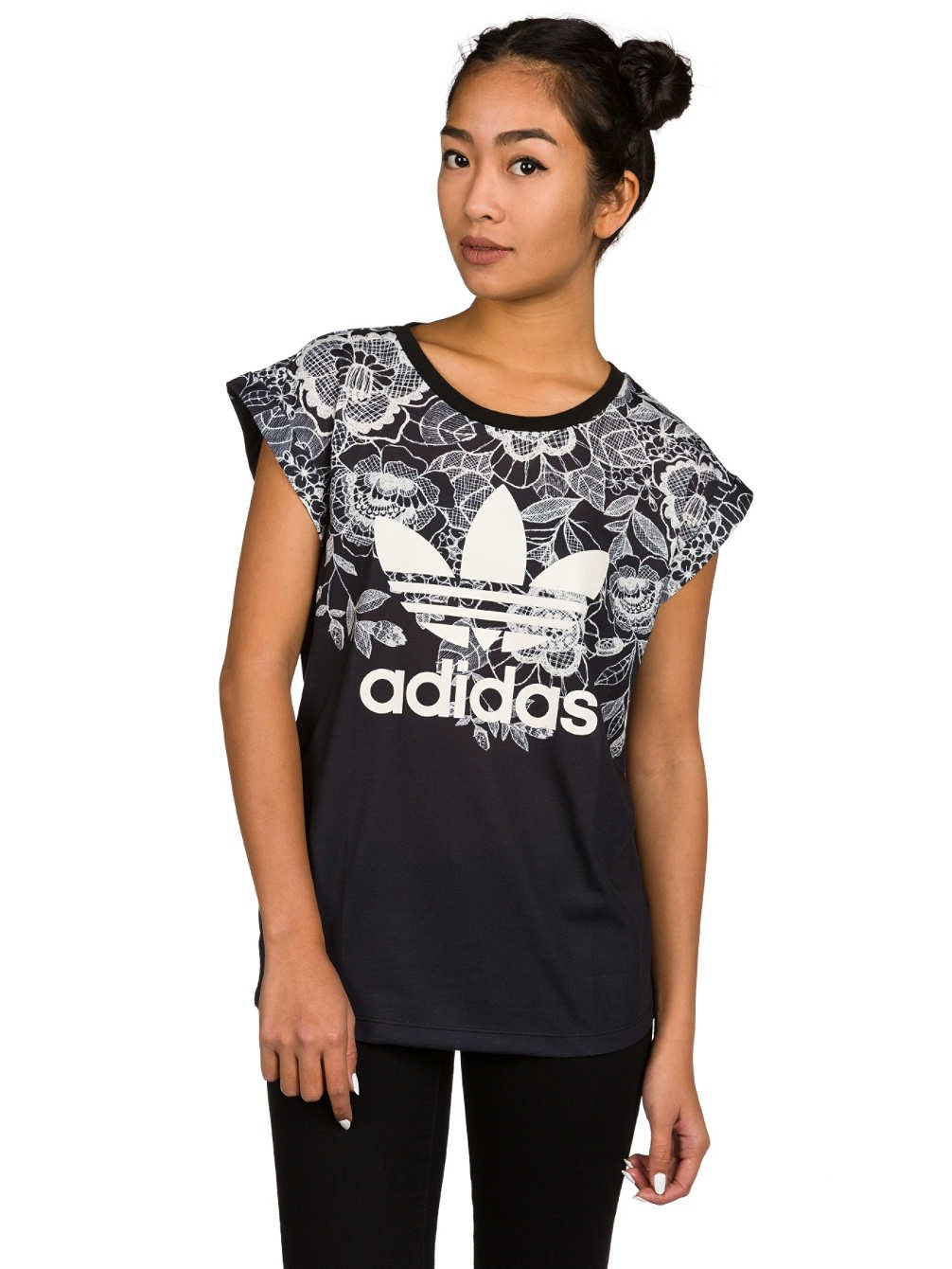 adidas originals shirt damen