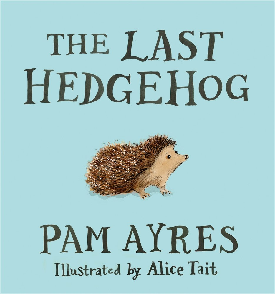 How To Make A Book Hedgehog ~ The last hedgehog amazon pam ayres alice tait