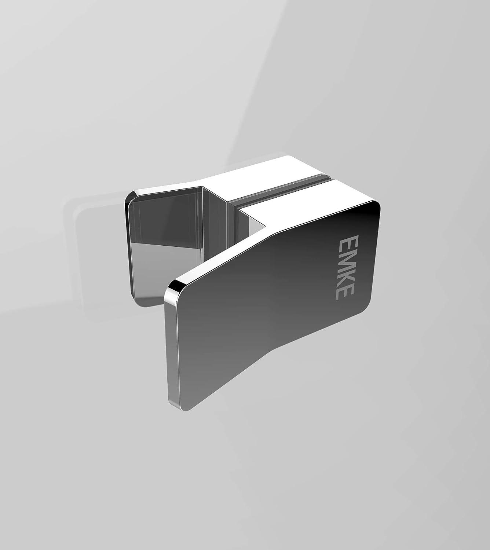 WELMAX Duschkabine 80 x 80 x 190 cm Dreht/ür mit Seitenwand Eckdusche Duschabtrennung Duscht/ür 8mm ESG Sicherheitsglas mit Nano Beschichtung Duschwand Dusche Scharnier Pendelt/ür