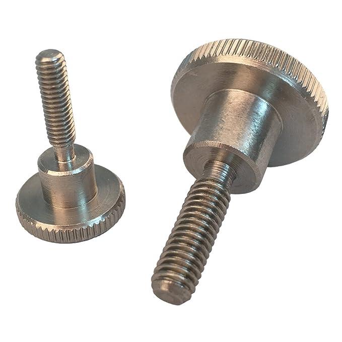 1 Pzi rändelschraube DIN 464 m3 m4 m5 m6 forma alta in acciaio inox Vite di fissaggio