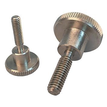 5/pieza Tornillos M3/x 4/hasta M6/x 30/forma alta DIN 464/Acero Inoxidable A1