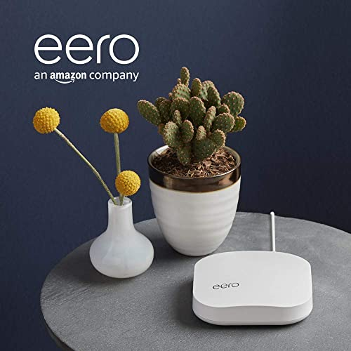Amazon eero Pro mesh WiFi system 1 Pro 1 Beacon