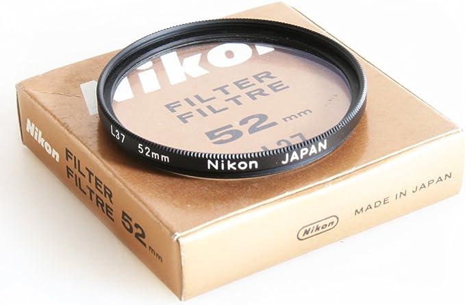 Filtro Azul Nikon Deep B12 52mm