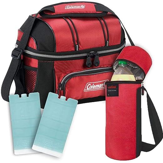 Pack de Nevera flexirígida 6L Coleman y Bolsa térmica Valira 2L ...