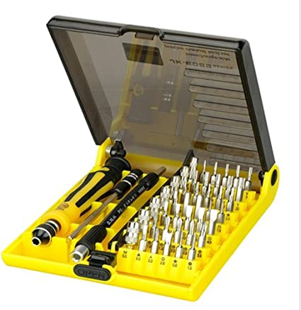 jk-6089/ a 45-in-1/ interchangeables professionnel Hardware Kit Outils Tournevis manuel pr/écis