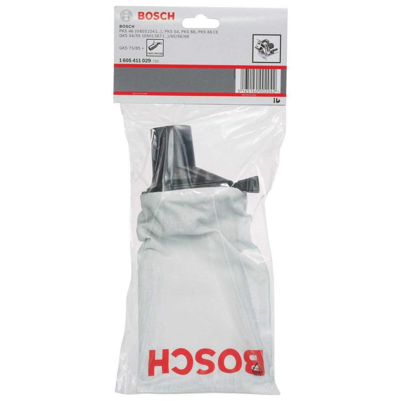 Bosch Professional GKS 190 - Sierra circular, 1400 W, disco 190 mm, en caja + Bosch 2 607 001 375 - Adaptador - - (pack de 1)