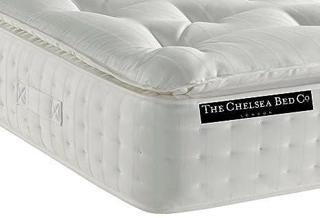 Materasso Memory 3000 Matrimoniale.The Chelsea Bed Co 3000 Materasso A Molle Insacchettate Memory Foam