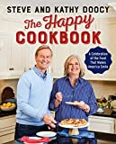 Book cover from The Happy Cookbook: A Celebration of the Food That Makes America Smile by Steve Doocy