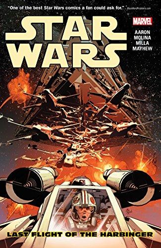 Star Wars Vol. 4: Last Flight of the Harbinger (Star Wars (2015-)) cover
