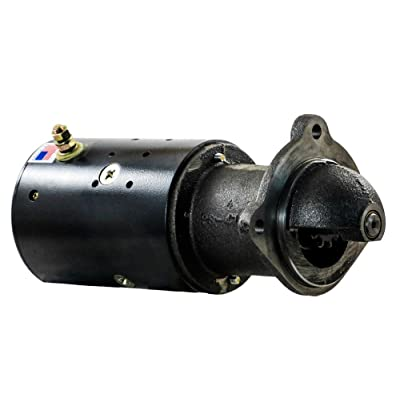NEW 12V 10T CCW STARTER FITS TELEDYNE WISCONSIN ENGINES TH THD THDM VE4 VF4 MBG4141: Automotive