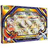 Pokemon TCG Break Evolution Box Featuring Ho-Oh and Lugia