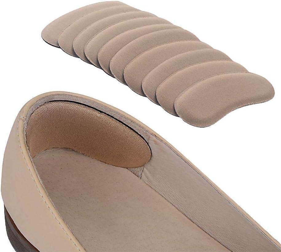 Telmo ® Antislip talons support talons coussin talons protection auto-adhésif 1 paire