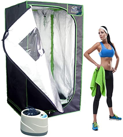 Peachy Sauna Rocket Home Steam Sauna Kit For Recovery Weight Loss Relaxation Complete Home Design Collection Epsylindsey Bellcom