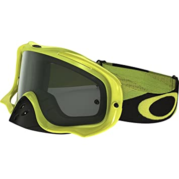 2d4a9cfc3d Image Unavailable. Image not available for. Color  Oakley Crowbar MX  Heritage Racer Adult Off-Road Motorcycle Goggles Eyewear ...