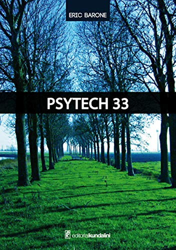 Psytech 33 (Spanish Edition) by [Barone, Eric]