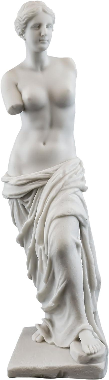 Museum-Grade Masterpiece Replica. Top Collection Venus de Milo Replica Statue from The Louvre 11-Inch Premium Cold Cast Marble