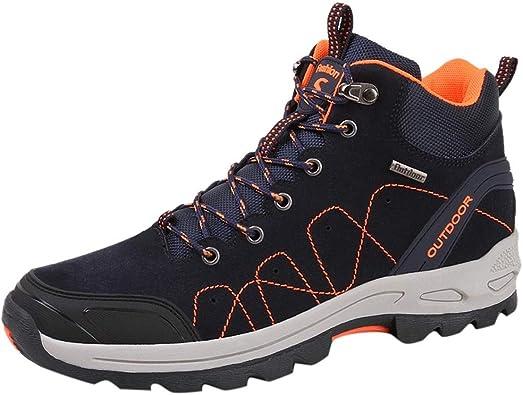 SHOBDW Chaussures de Trail Running Homme Chaussures