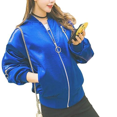 Alisa.Sonya - Chaqueta - para mujer azul azul oscuro 36