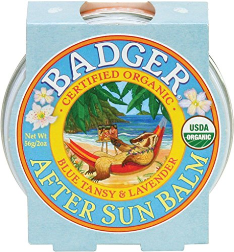 - Badger After Sun Balm - 2 Oz Tin