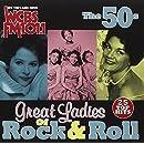 Wcbs FM101.1: Great Ladies Rock N Roll 50's