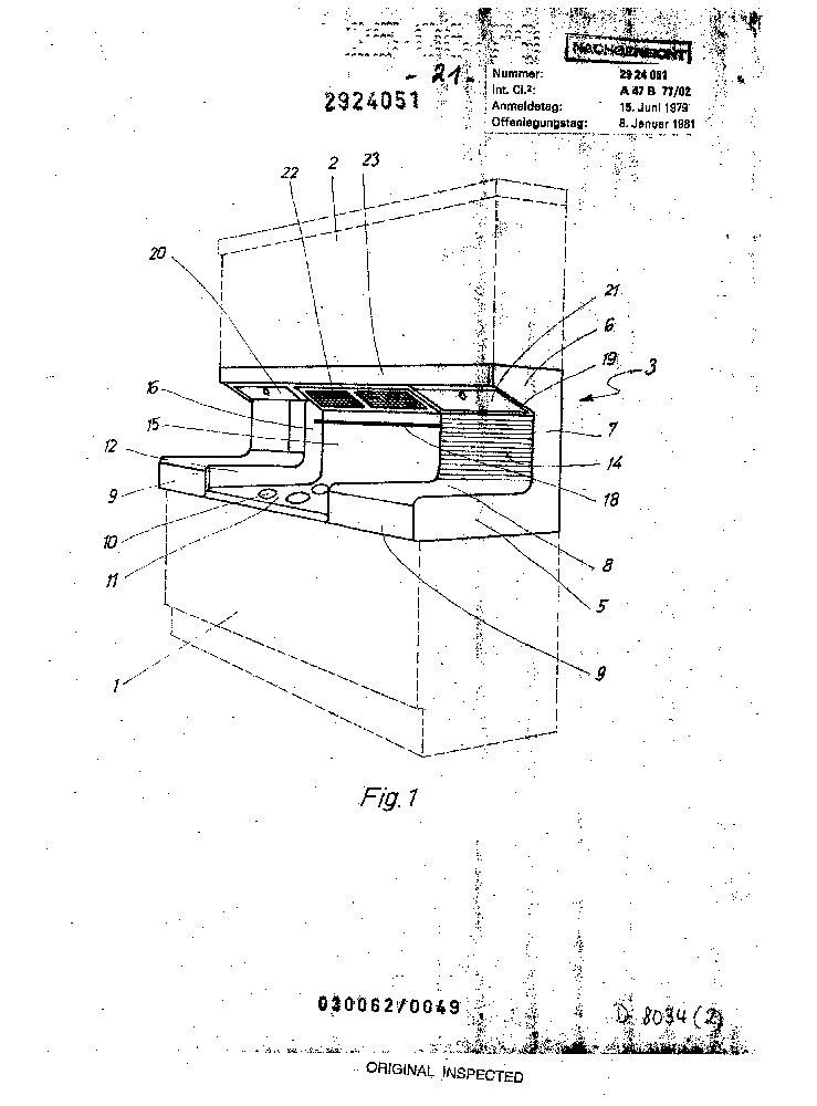 Baupläne Küchenschrank Einbauküche Selber Bauen 120 Deutsche Patente Als Pdf Auf Cd Gebäudebausätze