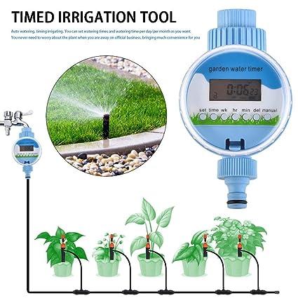 Timer Per Irrigazione Giardino Dispositivo Di Irrigazione
