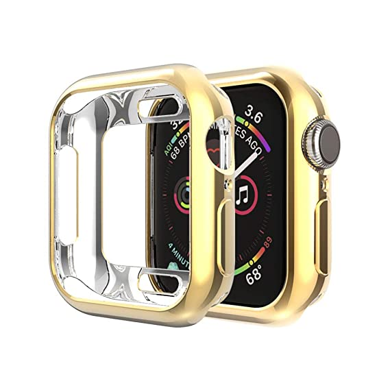 Amazon.com: Case Compatible with Apple Watch Series 4 44mm ...