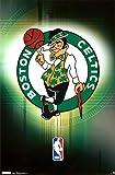Trends International Celtics Logo Wall Poster Print